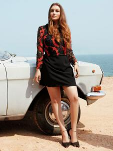 QZMEI芊之美女装A版半裙