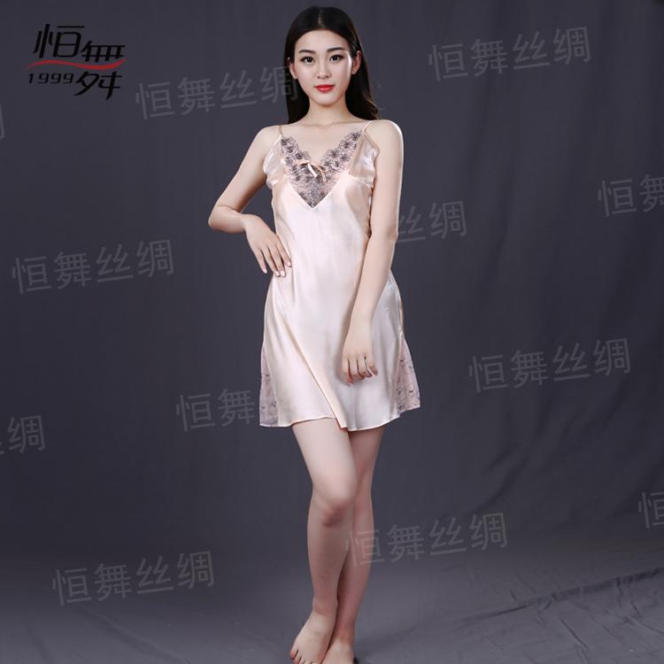 杭州真丝睡衣将时尚带进睡衣界