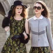 衬茉品牌折扣女装:怎样开好品牌女装折扣店?
