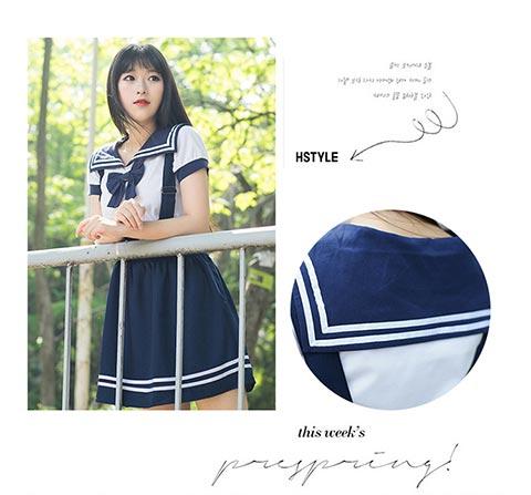 想买有品质的学生日韩学院风水手服,就到加里服饰_大兴日韩校园服饰