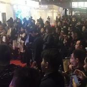 上海CHIC展·天雅女装大放异彩