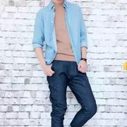REDU热度男装2017新装上市 演绎男士潮流范儿