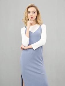 欧米媞2017新品修身裙