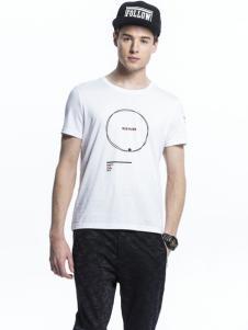 诺奇2017男士T恤