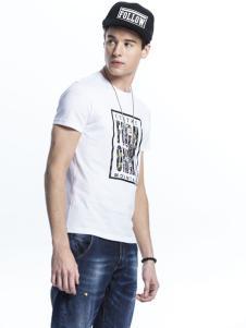 2017诺奇男士T恤