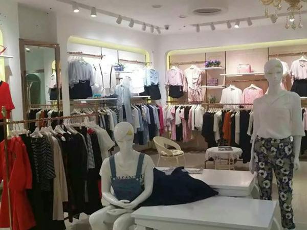 尚可斯店铺展示品牌旗舰店店面