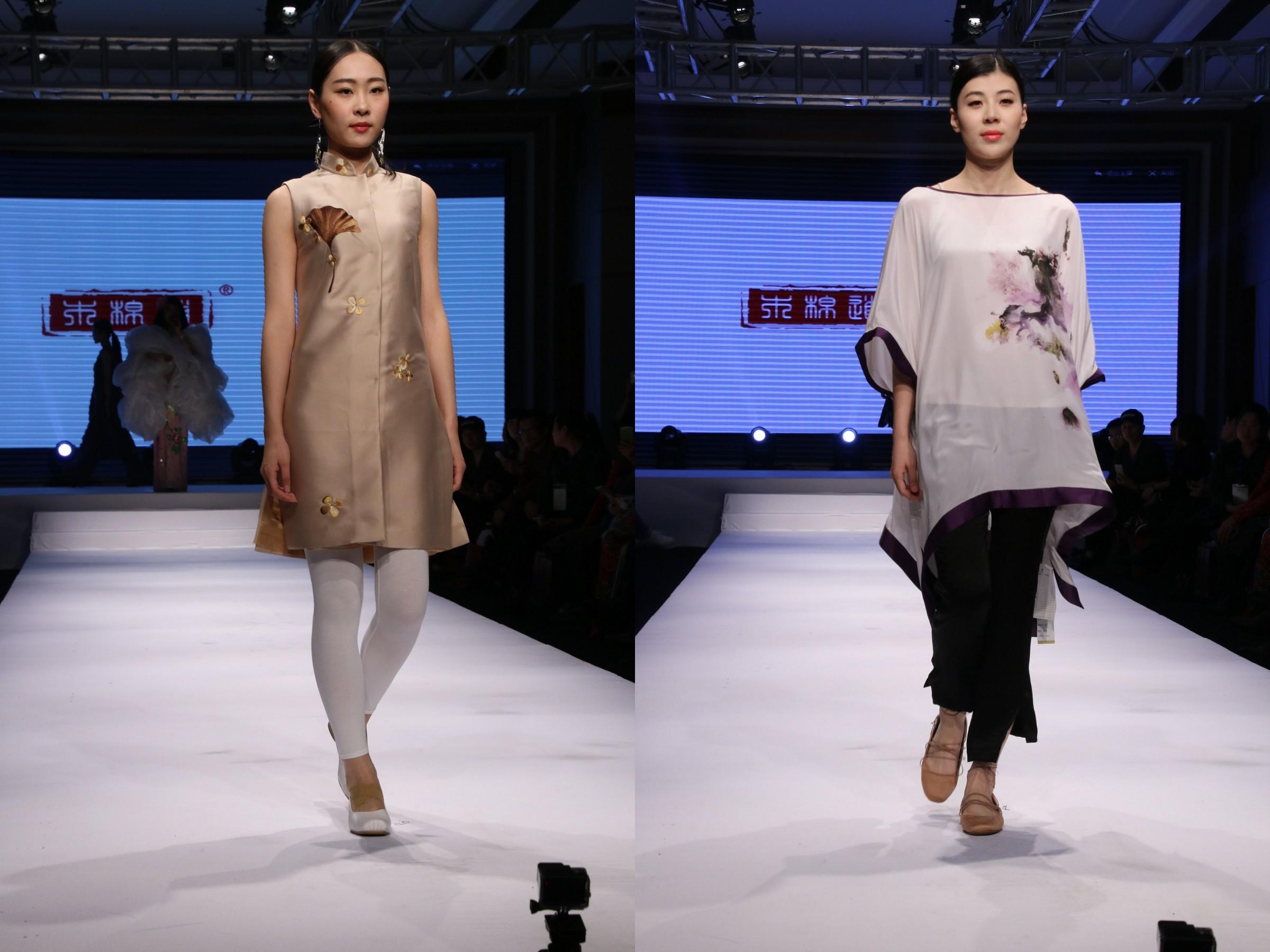木棉道时尚棉麻女装