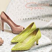 圣恩熙女鞋:针对女性五种生活场景开发,更实用,更贴心