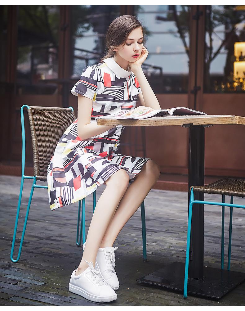 衣香丽影16夏装,品牌折扣女装货源,库存尾货走份,一手货源