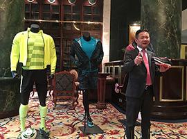 特步:时尚运动品牌转为专业跑牌 儿童业务要回归大势