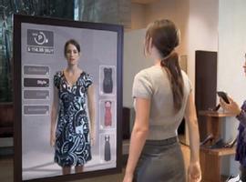 天猫的虚拟试衣会场被玩疯了 1600款商品频繁互动