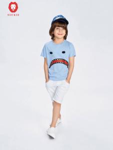 NICKIE童装卡通T恤