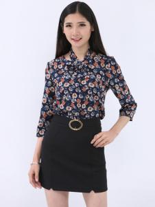 尚可斯女装尚可斯2017春夏新品黑色包臀裙