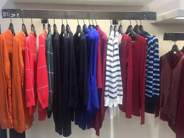 SANFLAG圣旗品牌女装终端店