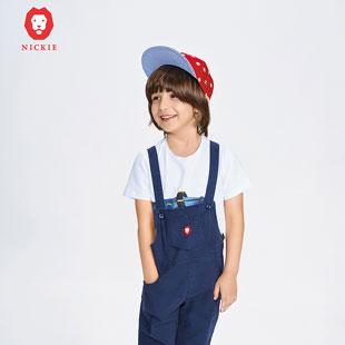 NICKIE童装打造独特的穿着品味