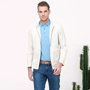 富绅诠释男士时尚品味 彰显非凡男性魅力