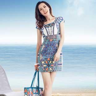 夏姿绮民族风女装加盟 展示出现代东方女性的柔美与妩媚!