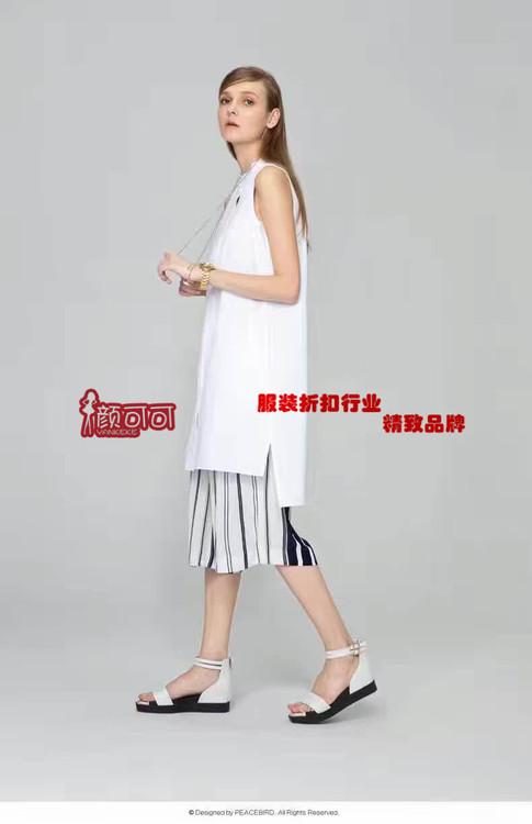 武汉中高端品牌太平鸟女装批发/小投入大收益