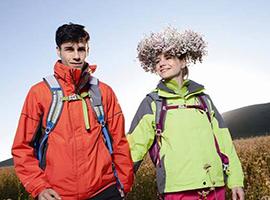 北京冲锋衣及户外服装试验样品质量较好 可放心购买