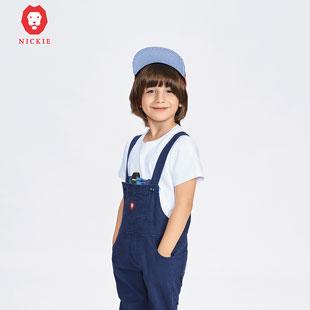 时尚童装服饰 2017年NICKIE童装招商加盟