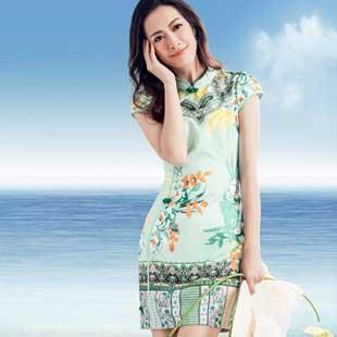 加盟夏姿绮民族风时尚风格女装- 打造东方女装的新时尚!
