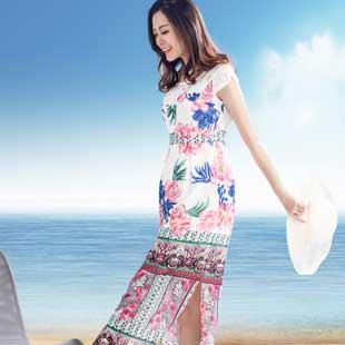 夏姿绮民族风时尚女装诚邀加盟-商务、宴会、度假系列诚邀加盟!