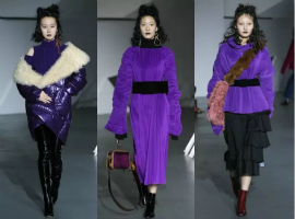 A/W 2017深圳时装周 |Phoebe Minli:英伦摇滚谱写高级时髦