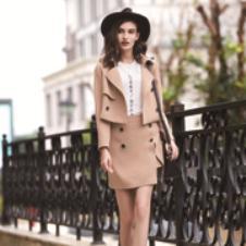 迪笛欧女装在2017年春夏新款