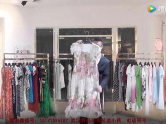 武汉惠品——橙薇蓝17夏,品牌折扣女装批发