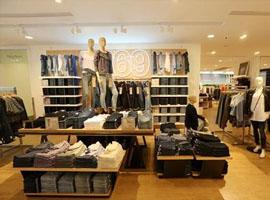 全球100强零售商排行榜出炉 H&M、gap等入围