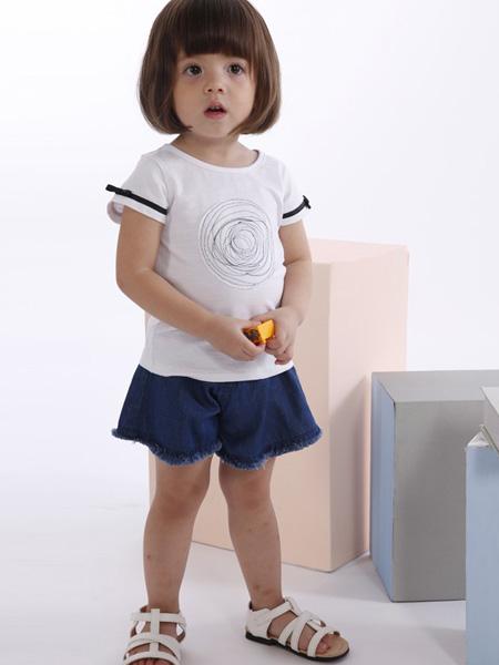 童戈童装2017春夏新品T恤