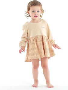 童泰婴童装连衣裙