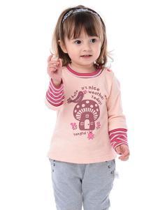 童泰婴童装T恤