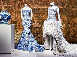 由博物馆举办时尚展所引发的争议 二者如何结合?