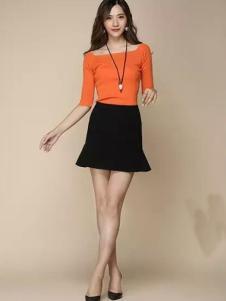 唯美印象女装新品包臀裙