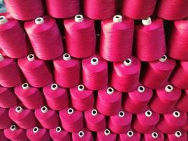 專用生產桑蠶絲紗線 絹絲紗 絹絲混紡紗