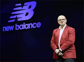 New Balance2017初不断布局 看它如何崛起和扩张
