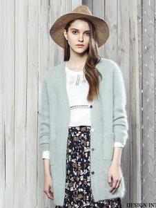 西子印象2017春夏新品纯色外套