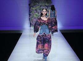 中国国际时装周石狮设计师办7场发布秀 展示石狮力量