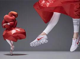 耐克携手新锐设计师推出概念服装 只为给鞋造势