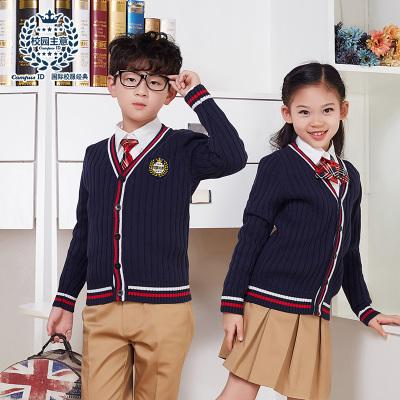 中小學生毛衣校服加工廠