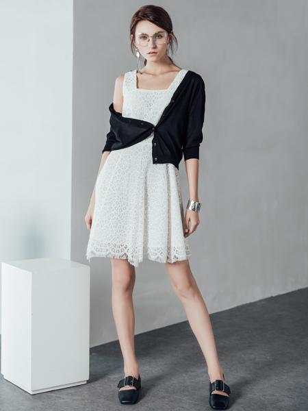 2017威丝曼夏装连衣裙