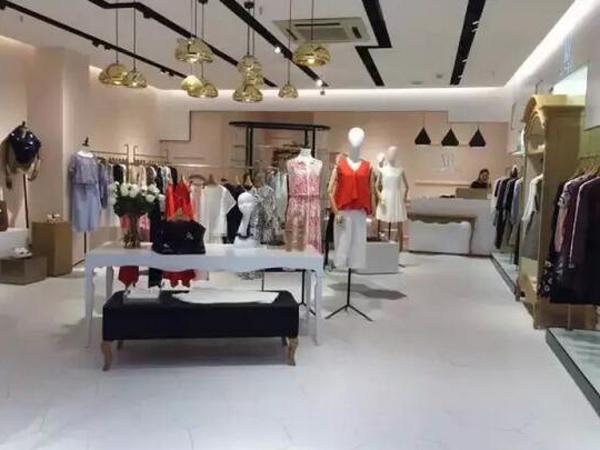 XG雪歌品牌终端店形象品牌旗舰店店面