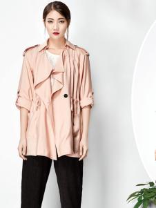 水墨生香新款韩版外套