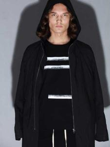 线锁日系时尚男装新款时尚外套