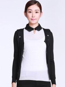 姚领女装雪纺衬衫
