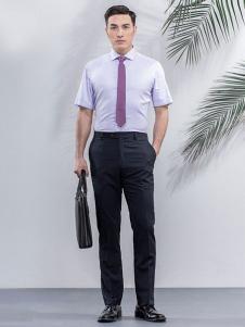 雅戈尔男装商务衬衫