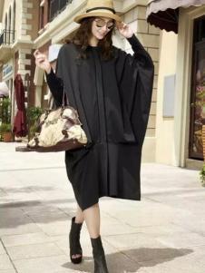 娅尼蒂凘女装大版连衣裙