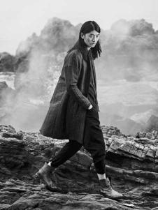 线锁日系设计师男装新款时尚外套