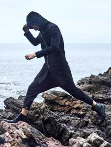 线锁日系设计师男装新款休闲外套